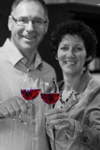 Jan en Anja Hendriks - Wijnslijterij Hendrils